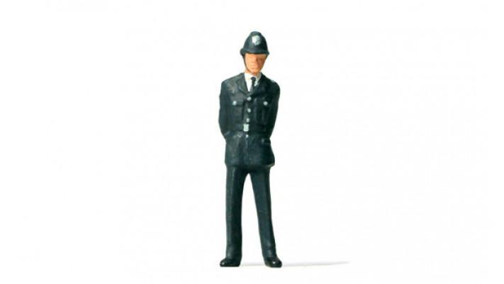 policier britanique