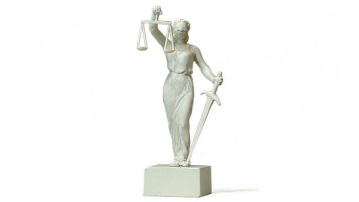 statue ''la justice''