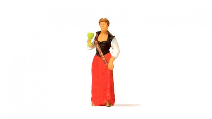 la  reine  du vin