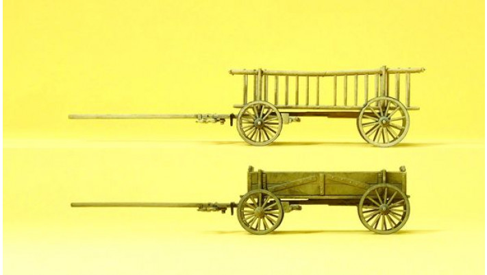 2 charrettes