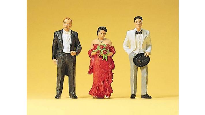 parents mariés et temoins