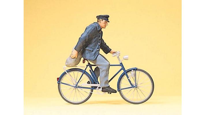 paysan a bicyclette
