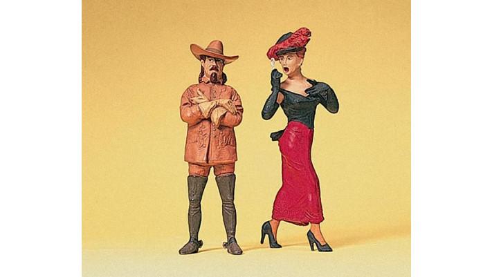 héros de western