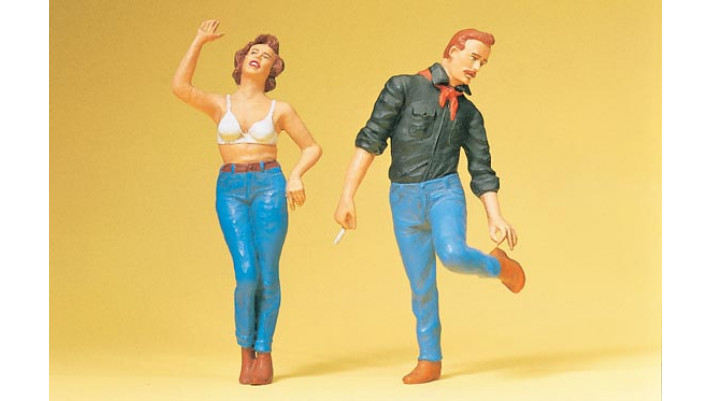 couple en jeans
