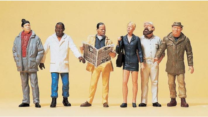 passants 6 figurines