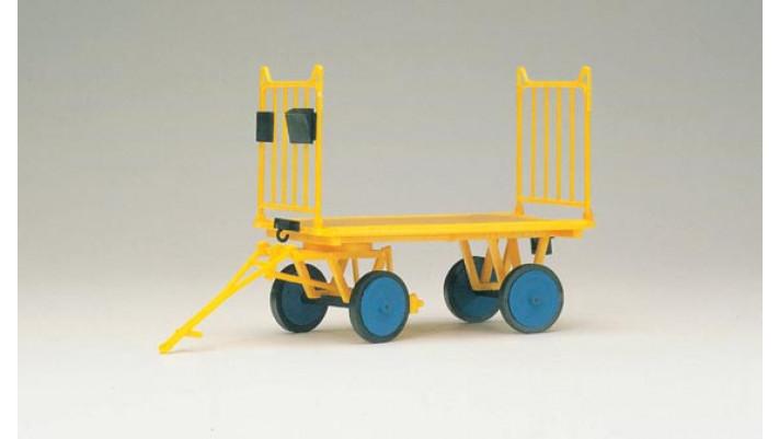wagonnet des mines en kit