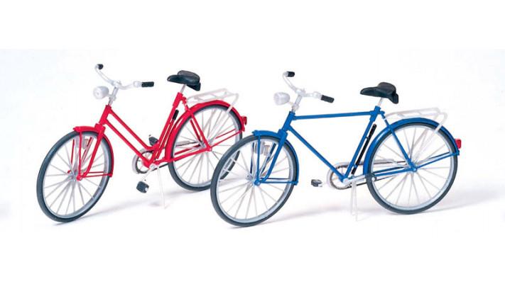 bicyclette pour femme et homme en k