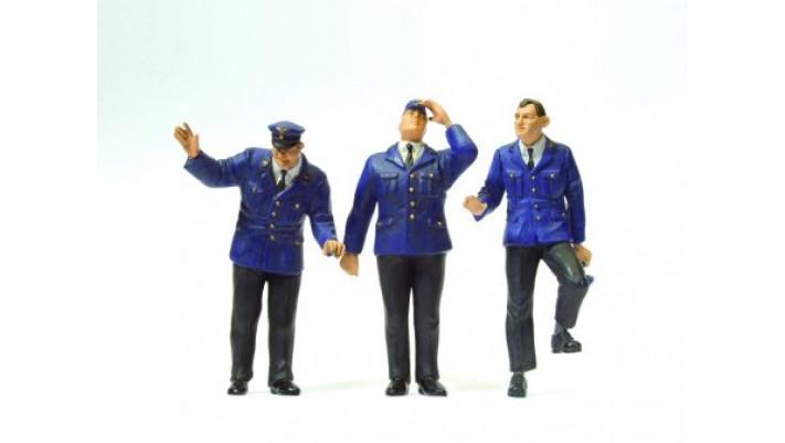 personnel db de gare