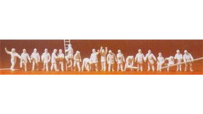 pompiers 20 figurines
