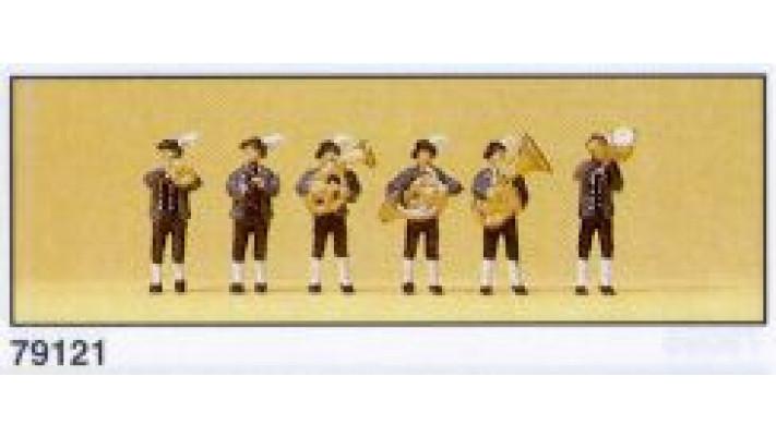 musiciens bavarois