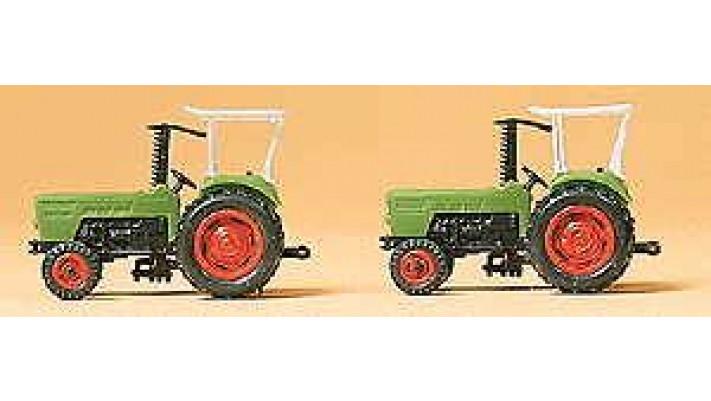 tracteur de ferme deutz d 6206 2 pieces