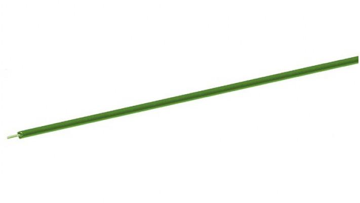 Drahtrolle grün 10m