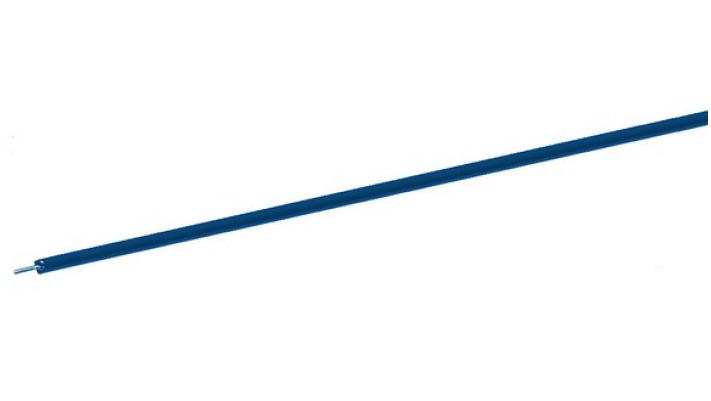 Drahtrolle blau 10m
