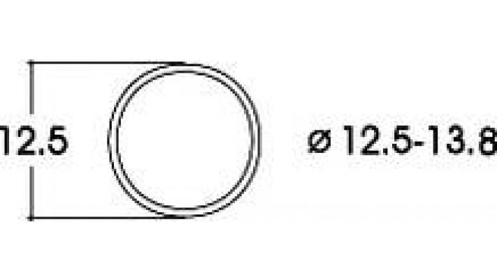 Haftringsatz  12,5 bis 13,8mm