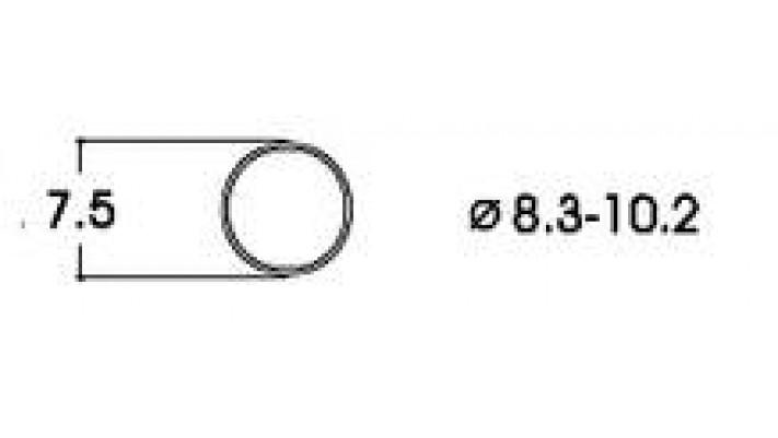 Haftrings.10Stk.8,3 bis 10,2mm