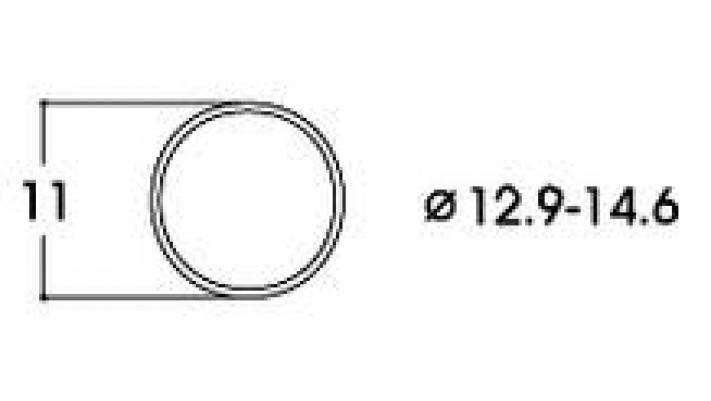 Haftrings.10Stk.12,9 bis 14,6m