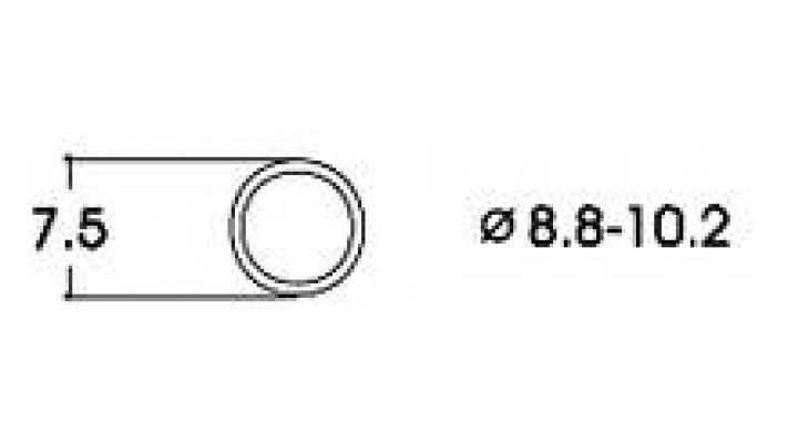 Haftrings.10Stk.8,8 bis 10,2mm