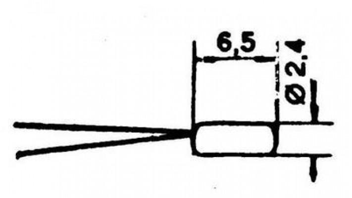 Ersatzlampenset 12V 5Stk. f.Be