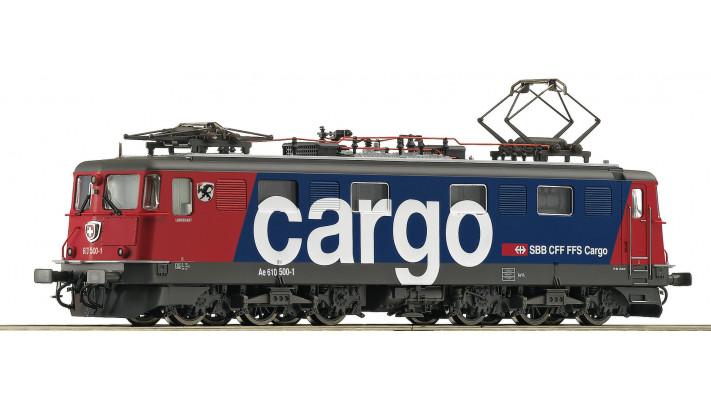 E-Lok Ae 610 SBB Cargo
