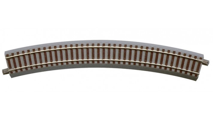 Rail courbe  R4