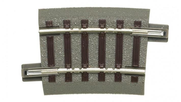 Rail courbe R2 7,5 Gr.