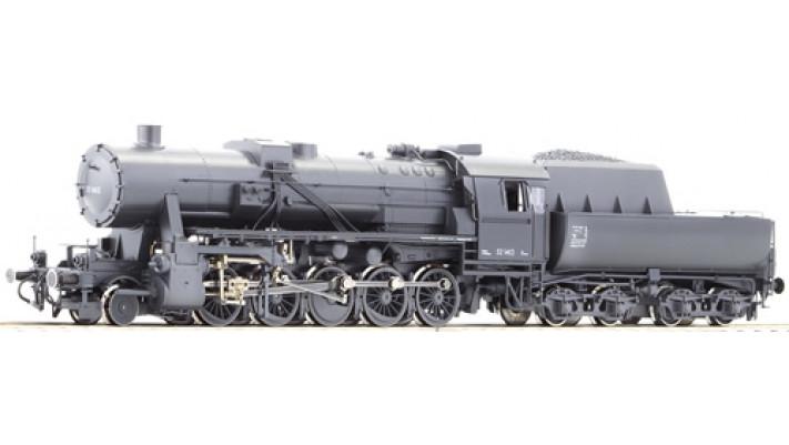 Locomotive  BR 52  Sonore