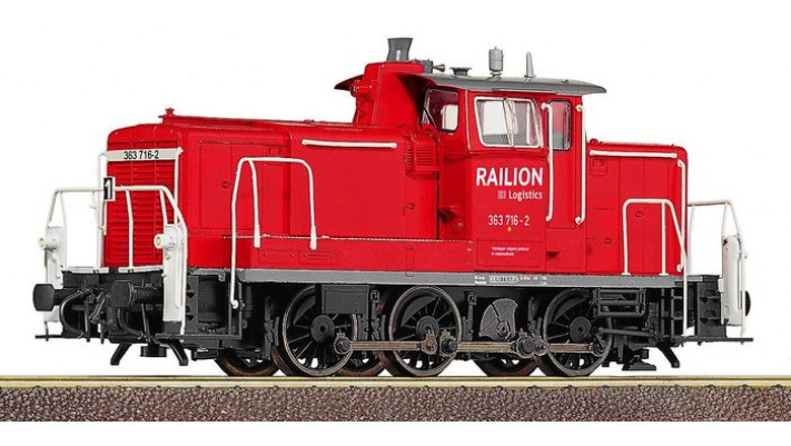 LOCO DIESEL 363 RAILION