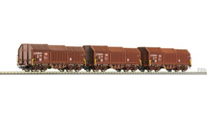 SET 3 WAGONS TELESC.DB