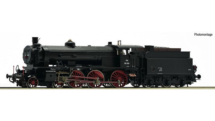 Dampflok Rh 38 ÖBB SND