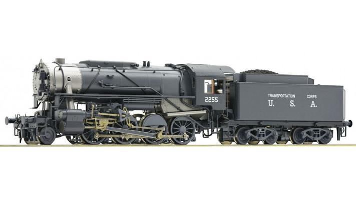 Dampflokomotive S 160 DCC Soun
