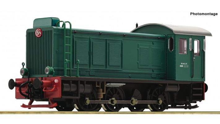 Diesellok 030 SNCF Snd.