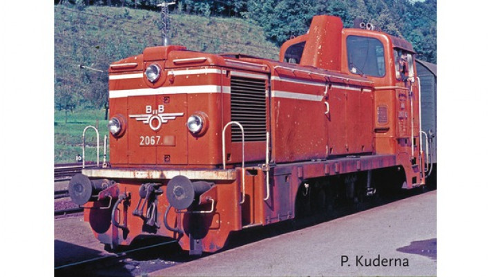 LOCO D RH2067 ORANGE OBB