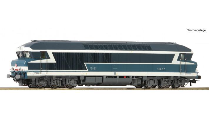 Diesellok CC72000 SNCF