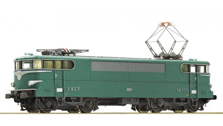 E-Lok BB9200 grün SND.