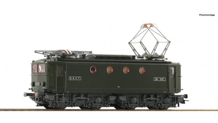 E-Lok BB 8100, grün