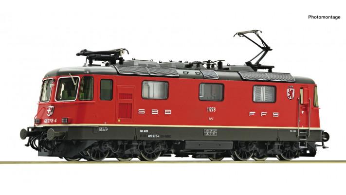 E-Lok Re 4/4 II Cham  Snd.
