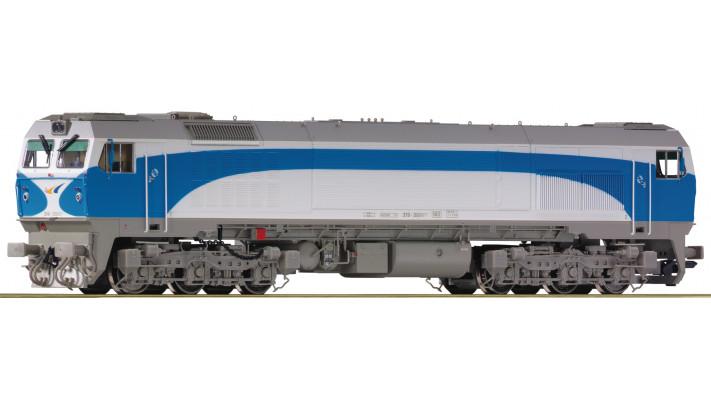 Diesell.319 Grandes Lineas
