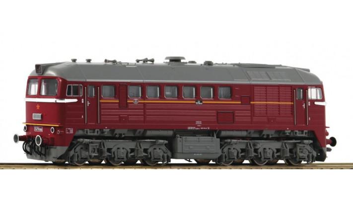 Diesellokomotive T679, CSD