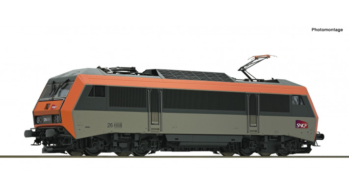 E-Lok BB26000 SNCF Orange
