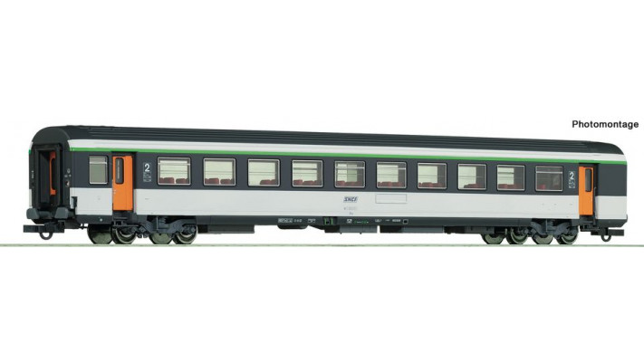 Corail-Großraumwagen 2. Klasse, SNCF