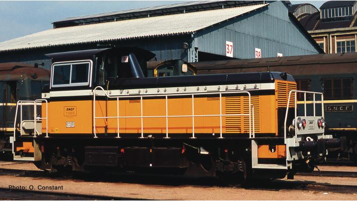 Diesellok Y8000 SNCF AC-Snd.