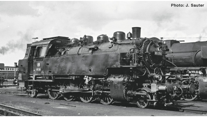 Dampflokomotive BR 86, DB