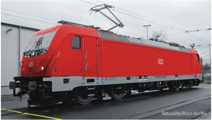 LOCO E BR187 AC SON DB