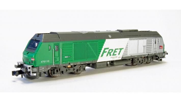 Locomotive diesel Alstom Prima SNCF FRET