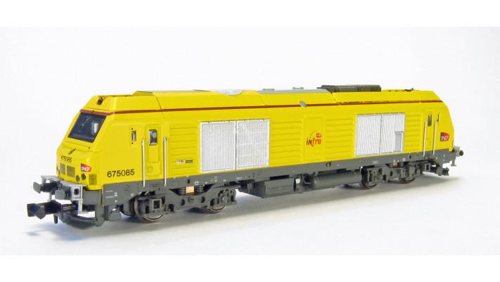 Locomotive diesel Alstom Prima SNCF