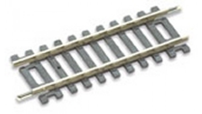 HO code 100 Rail droit