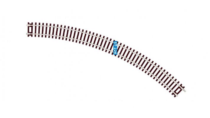No.2 Radius Double Curve, 438mm (17¼in) radius