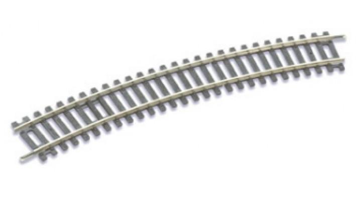 HO code 100 Rail courbe R3