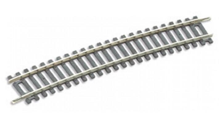 HO code 100: Elément courbe spécial , (pour aiguille Y ST-247)