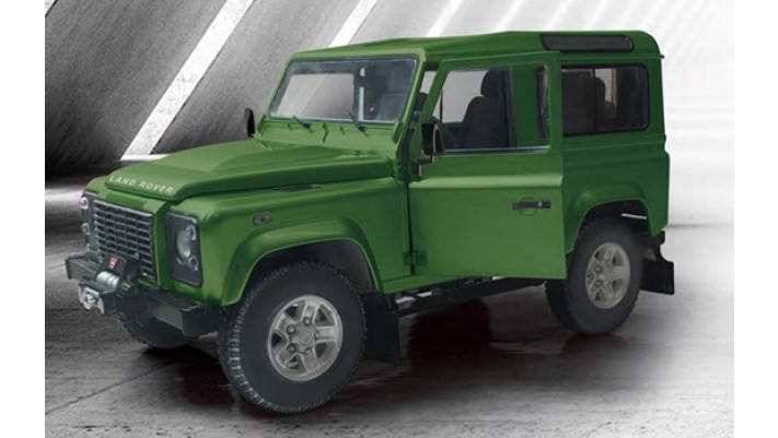 LAND ROVER DEFENDER 1/24